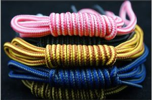 Round Cheap Hiking Boot Shoelaces pictures & photos