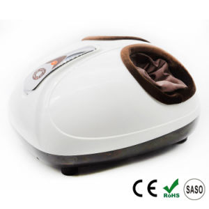 3D Electric Kneading and Heating Air Bag Shiatsu Foot Massager pictures & photos