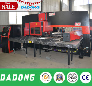 Alibaba China Manufacturer High Performance CNC Punching Machine Price for Sale pictures & photos