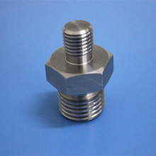 Precision, Auto, Stainless Steel Turning Machined Spare CNC Machining Parts pictures & photos