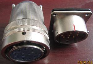 Circular Connectors (Y50E Series) pictures & photos
