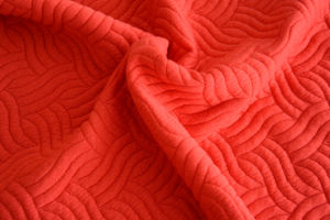 (No. S8650) Wave Knitted Fabric Jacquard