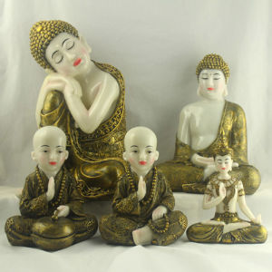 Wholesale Marble Sleeping Buddha Statues for Home Decor