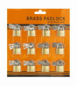 20mm Unity Padlock (BL411-12) pictures & photos