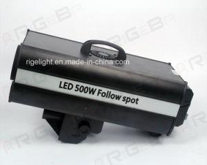 500W DMX LED Follow Spot Light pictures & photos