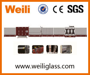 Vertical Automatic Insulating Glass Production Line pictures & photos
