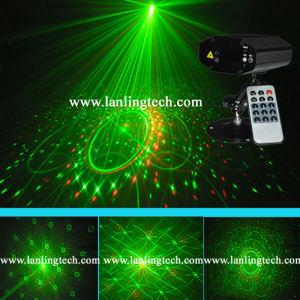 Remote Control Mini Laser Light pictures & photos