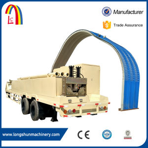 Ultimate Building Machine 240 Span Roll Forming Machine Yingkou Longshun pictures & photos
