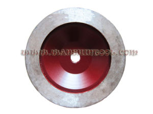 Sintered Continuous Rim Cup Wheel pictures & photos