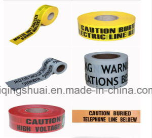 Colorful Warning Tape Caution Tape with High Quality pictures & photos