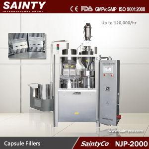 NJP-2000 High Speed Capsule Filling Machine