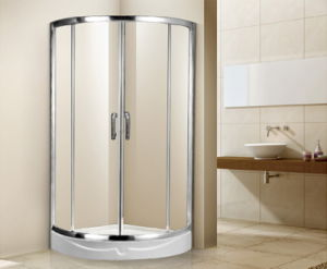 Europe Hot Sale Simple Shower Room (E611) pictures & photos