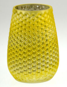 Yellow Pineapple Candle Holder (DRL15039) pictures & photos