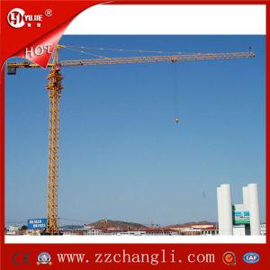 20t Tower Crane for Sale, Tower Crane Construction Machine pictures & photos