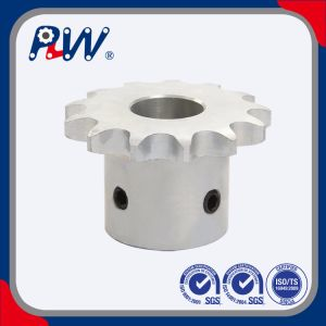 Zinc-Plated Industry Sprocket (Applied in pump motor) pictures & photos