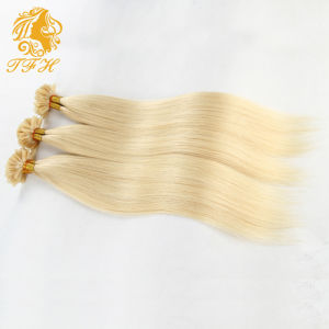 Pre Bonded Human Hair Extension U Tip Natural Keratin N32 pictures & photos