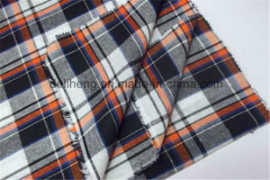 Cheap Price T/C Fashion Checks Wholesale Men′s Short Fabric pictures & photos
