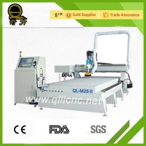 Jinan Workshop Vacuum Table Multi Spindle China CNC Router Machine pictures & photos