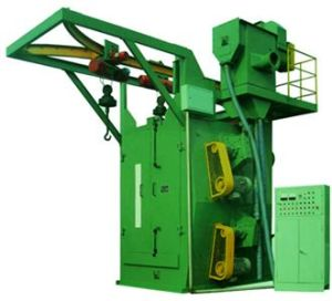 Q37 Series Hook Type Shot Blast Cleaning Machine /Abrator /Airless Blast Cleaner pictures & photos