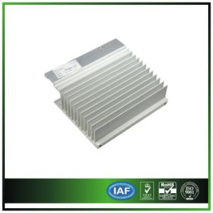 Electrical Equipment Heatsink, Extruded Aluminum Heatsink pictures & photos