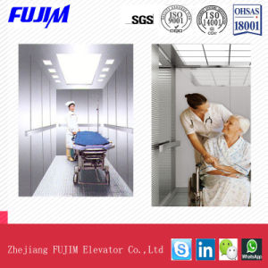Hairline Stainless Steel Hospital Bed Elevator pictures & photos