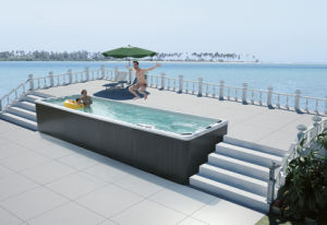 Monalisa 7.8m Swimming Pool Massage Jacuzzi Pool (M-3325) pictures & photos