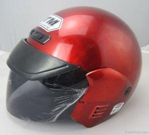 Classic Stm Style Helmets Yoho Open Full Half Face Helmet (HD5080)