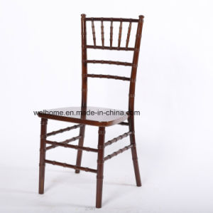 High Quality Wooden Ballroom Chiavari Chair for Wedding/Party/Event pictures & photos