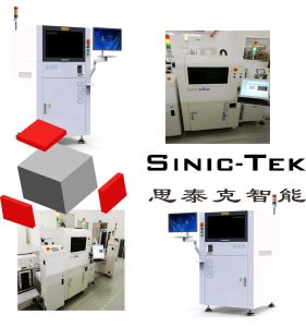 Small Stainless Steel Fiber Laser Marking Equipment Manufactures pictures & photos