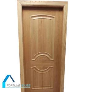 HDF Molded Honey Comb Interior Door Convex Line Design/Mould Door pictures & photos