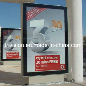 Waterproof Scrolling Advertising LED Light Box pictures & photos