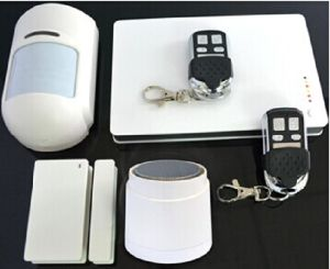 Russian / Spanish GSM Alarm System with Internal Antenna (ES-2003GSM) pictures & photos