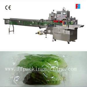 Automatic Fruit and Vegetable Horizontal Flow Wrapper pictures & photos