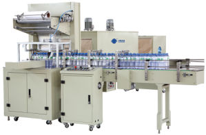 SPC-LSW13F Automatic PE Film Shrink Packing Machine