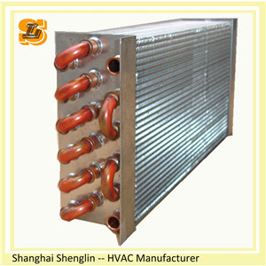 Aluminum Tube Fin Heat Exchanger pictures & photos