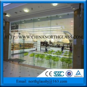 Hot Selling Safety Glass Builing Front Glass pictures & photos