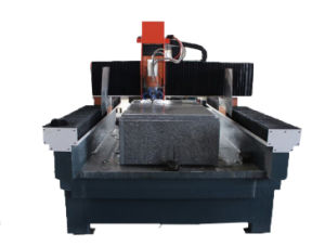 CNC Carving Marble Granite Stone Engraving Machine pictures & photos