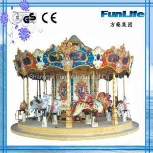 Merry-Go-Round Bumper Cars Electronic Toys China