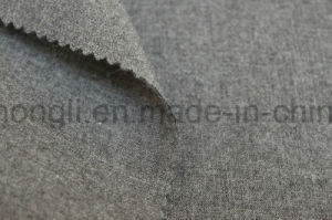 Yarn Dyed T/R Twill Fabric, Double Layers, 250GSM pictures & photos