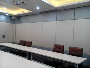 Acoustic Sliding Partition Walls for Training Room, Meeting Room, Multi-Function Rooom pictures & photos
