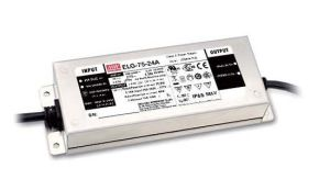 75W Elg-75 Constant Voltage+Constant Current Meanwell LED Driver