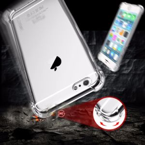 Shock Proof TPU Phone Case for Ipone 7 pictures & photos