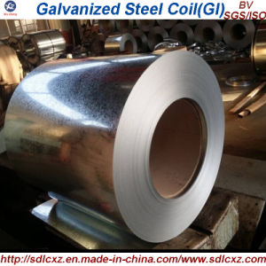 0.50mm Dx51d Z100 Hot Dipped Galvanized Steel Coil (HDG) pictures & photos