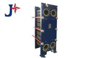 High Efficiency Alfa Laval M20 Plate Heat Exchanger for Heating and Cooling Media Heat Transfer pictures & photos