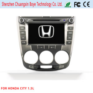 Car GPS Navigation for Honda City 1.5L DVD Player pictures & photos