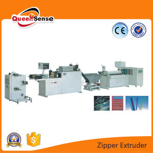Plastic Zipper Extruding Machinery pictures & photos