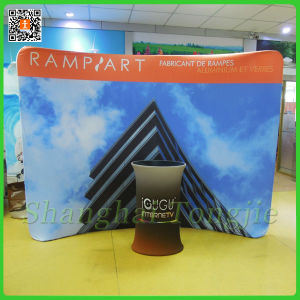 Hot Sales Ground Wall Tension Fabric Display pictures & photos