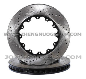 Modified Car Parts-Holes Racing Brake Discs pictures & photos