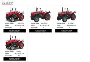 Taishan Wheel Tractor Mountain-Tai Ts300/Ts304 pictures & photos