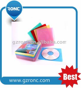 Non-Woven CD Cover DVD Envelope pictures & photos